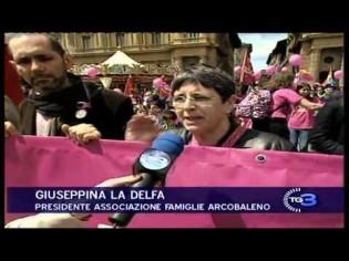"TG3 – 05/05/2014: ""Festa delle Famiglie"" a Firenze"