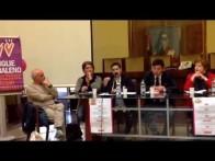Salerno, Conferenza Stampa, Festa delle Famiglie 2015