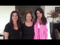 Paola Turci e la sua famiglia per la Festa delle Famiglie!