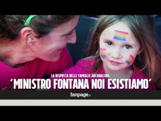 "Roma Gay Pride, le famiglie arcobaleno a Fontana: ""Noi esistiamo, Ministro ci venga a conoscere"""